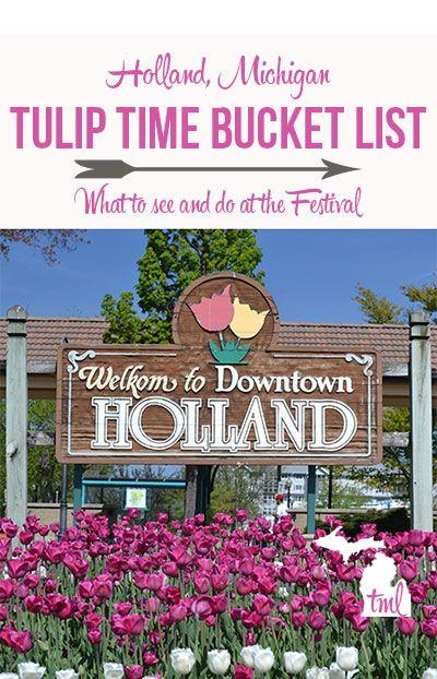 Tulip Time Festival Holland Michigan