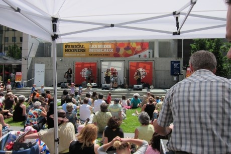 Musical Nooners every weekday this summer at the CBC Vancouver!