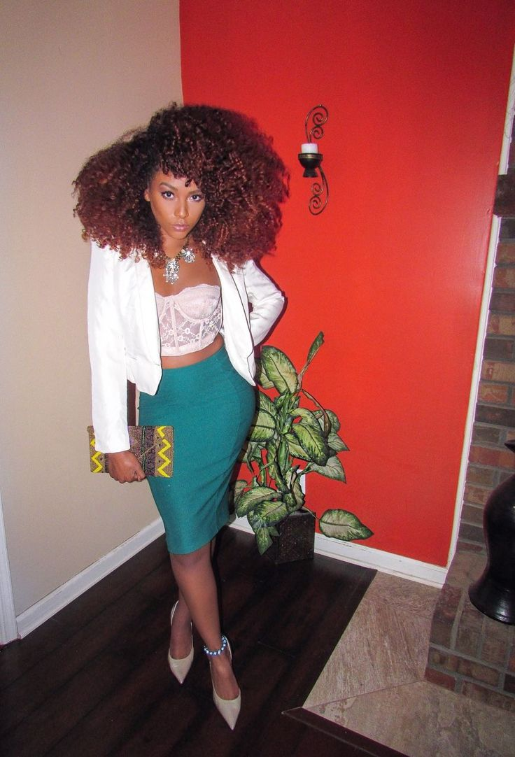 ***Try Hair Trigger Growth Elixir*** ========================= {Grow Lust Worthy Hair FASTER Naturally with Hair Trigger} ========================= Go To: www.HairTriggerr.com ========================= She Is Working that Outfit!