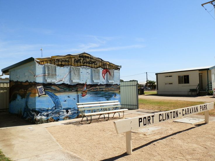 Port Clinton Scenic Loo, South Australia!