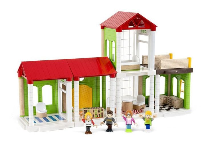 Let Their Imaginations Soar With Brio World #HolidayGiftGuide and Giveaway