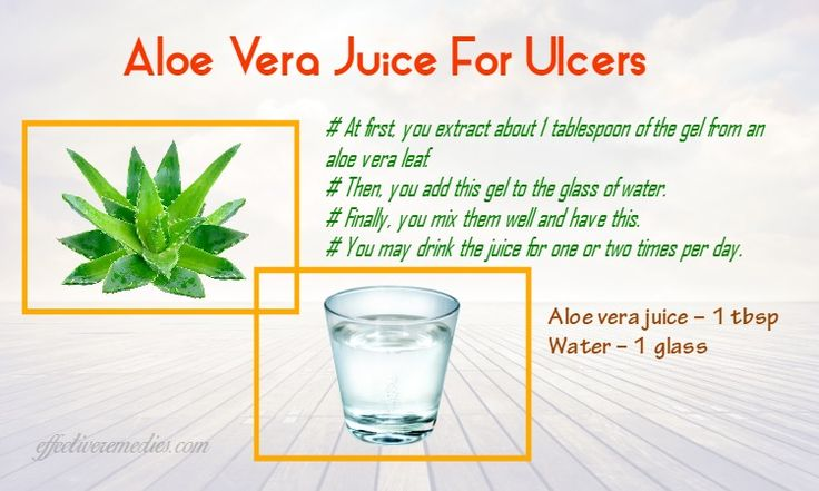 20 Natural Home Remedies For Ulcers In StomachEffective Remedies