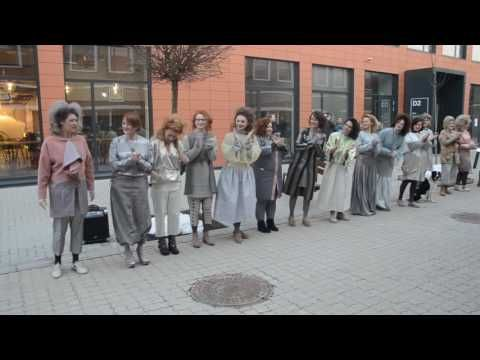 Urban Ladies by Călina Langa 1 - YouTube