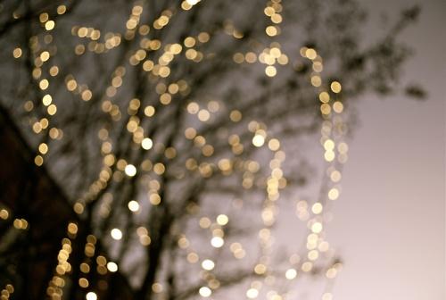 bokeh lights.: Trav'Lin Lights, Bokeh Lights