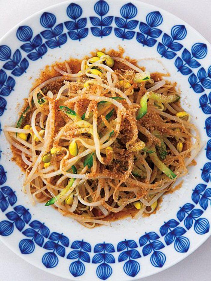 【ELLE a table】豆もやしときゅうりの温サラダレシピ エル・オンライン