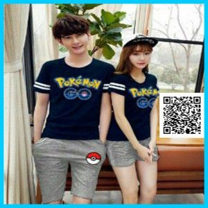 kaos couple stelan pokemon go MTFA10 3