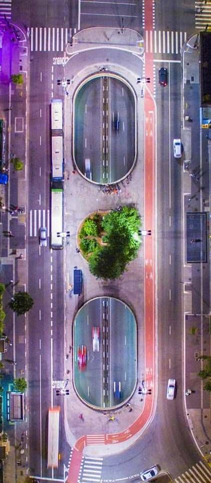 Paulista Avenue Sao Paulo - Brazil  uma ciclovia milionária