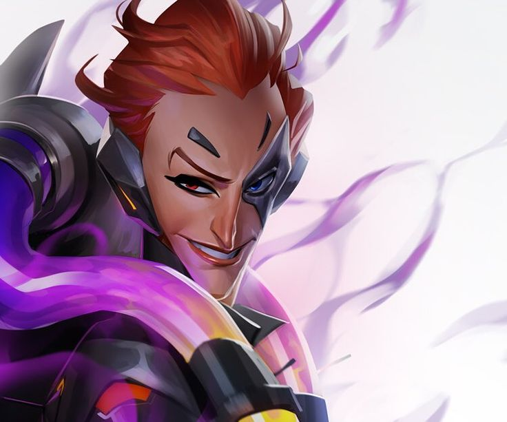 Moira is looking really cool! #drawing #digital #art #illustration #moira #overwatch #character #blizzard #grecke