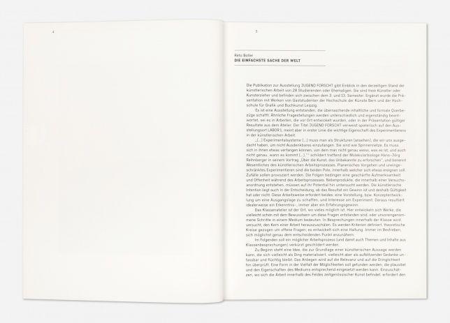 Jugend forscht - Hubert & Fischer | Graphic Design, Art Direction, Visual Communication