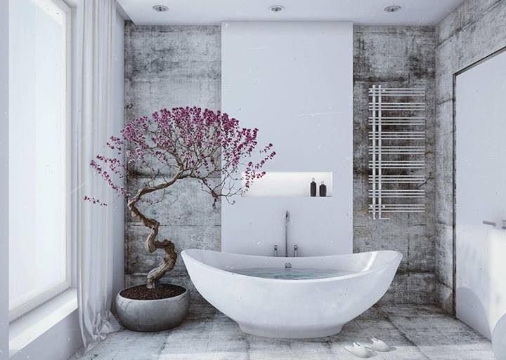 Zen Bathroom J 39 Adore Decor Pinterest