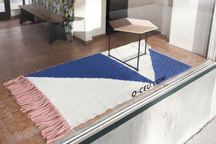 RUG x GUR  new carpet in cooperation with RUGBYGUR for O CÉU