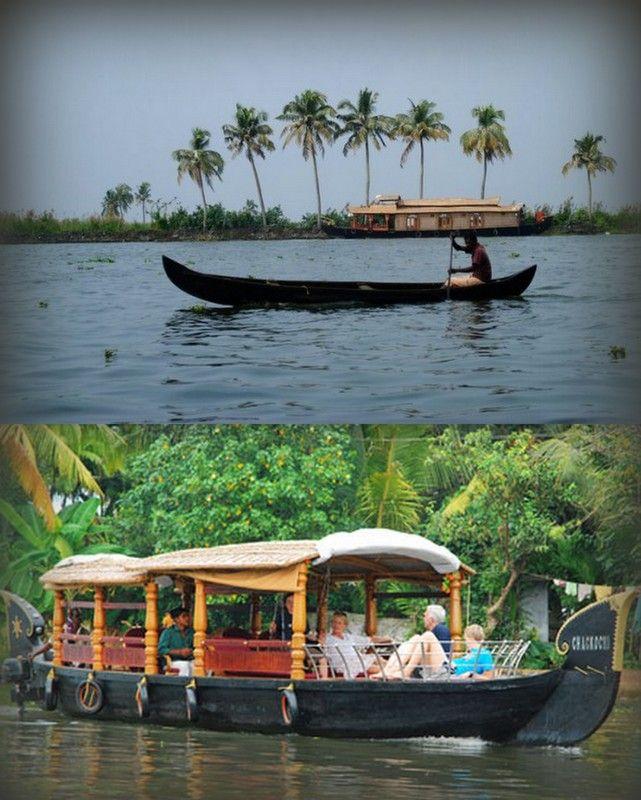 16 Best Shikkara Boats In Kerala Images On Pinterest