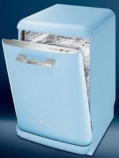 Smeg retro dishwasher