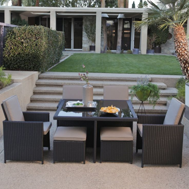 Coral Coast Kubi All Weather Wicker Nesting Dining Set  Seats 4   Gather  your friends and family around the Coral Coast Kubi All Weather Wicker  Nesting  59 best Patio Sets images on Pinterest   Patio sets  Outdoor  . Patio Furniture Sets San Diego. Home Design Ideas