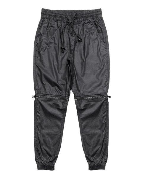 PUBLISH BRAND - HESTER ZIP-OFF JOGGER PANTS (BLACK)