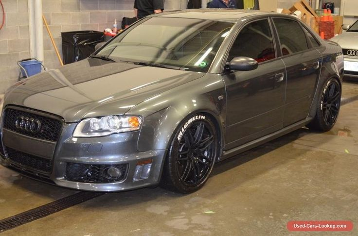 Audi: RS4 #audi #rs4 #forsale #canada
