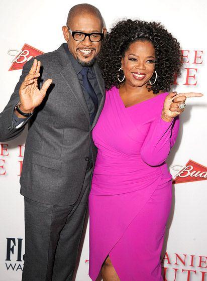 Oprah Winfrey, Forest Whitaker: Butler Lovefest - Hot Pics - UsMagazine.com