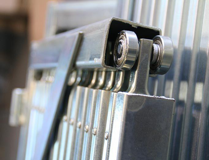 Aluminios Garcilaso | Productos - Rejas de ballesta de acero | Carpintería de…