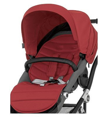Britax Affinity Chassis Colour Pack - Chili 160 Advantage card points. Britax Affinity Colour Pack lets you add a touch of individuality to your Affinity pushchair with a choice of designs. FREE Delivery on orders over 45 GBP. (Barcode EAN=4000 http://www.MightGet.com/april-2017-1/britax-affinity-chassis-colour-pack--chili.asp