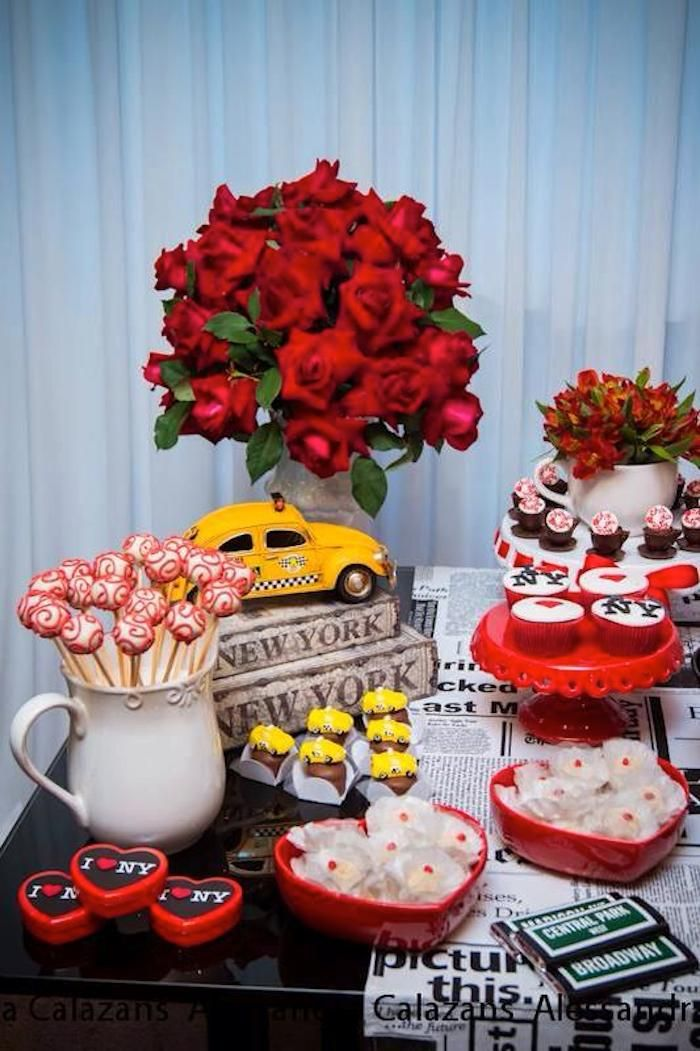 116 best new york bridal shower images on pinterest single men new york city bridal shower via karas party ideas karaspartyideas iloveny iheartny junglespirit Images