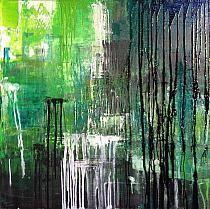Blue&Green malarstwo na Stylowi.pl