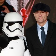 Mark Strong attends the Star Wars: The Last Jedi European Premiere