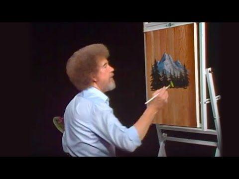 Bob Ross - Fisherman's Trail (Season 28 Episode 1) - YouTube