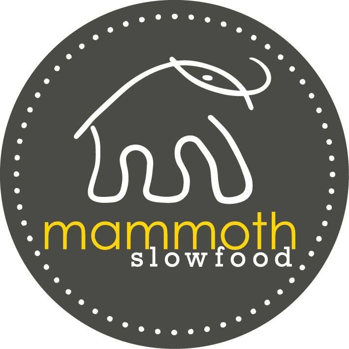 M a m m o t h 's   super cool logo...designed by.... @melivision & our beloved @marythithi