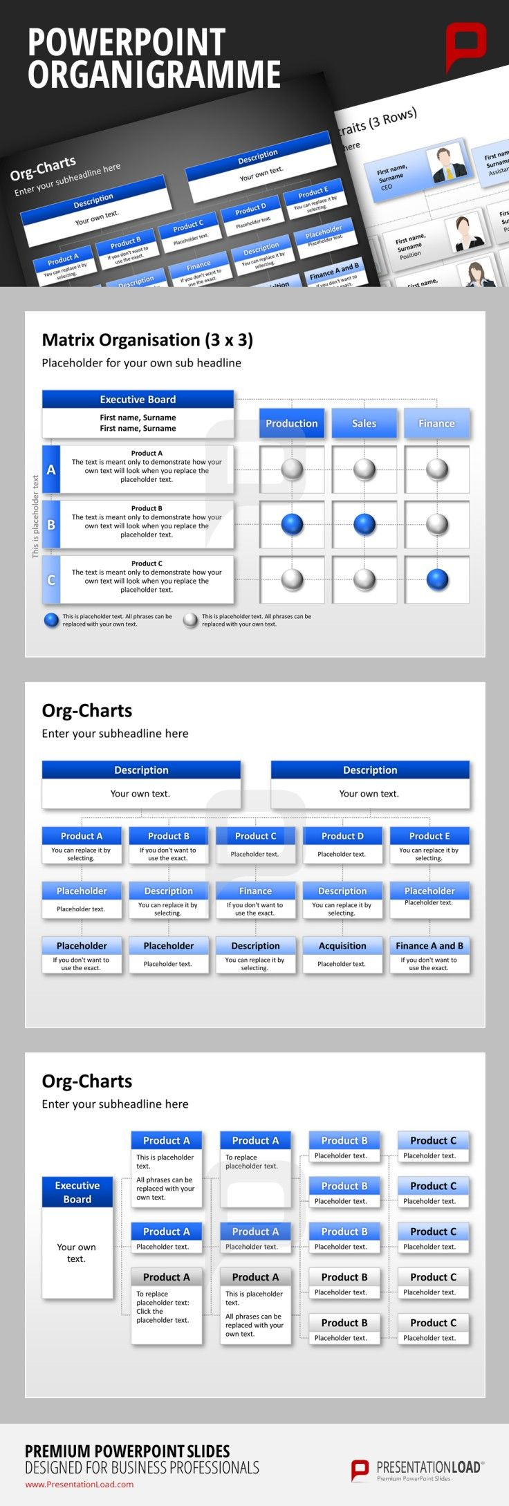 23 best ORGANIGRAMM // POWERPOINT images on Pinterest ...