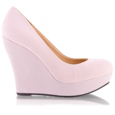 Koturny 6725 Pink Suede