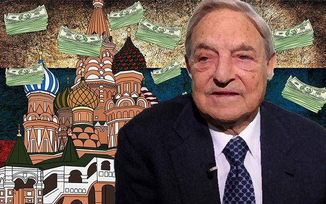 …es nach George Soros gehen soll. Seine dubiose Prognose, Putins Russland werde 2017 bankrottgehen, hatte der US-Spekulant Ende 2016 formuliert. Nun hat sie nur noch 24 Tage, um aufzugehen. Blogger…