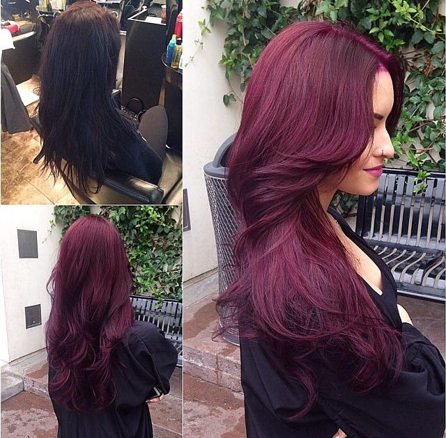 Hair Color Ideas To Ring In The New Year Search Red And Of