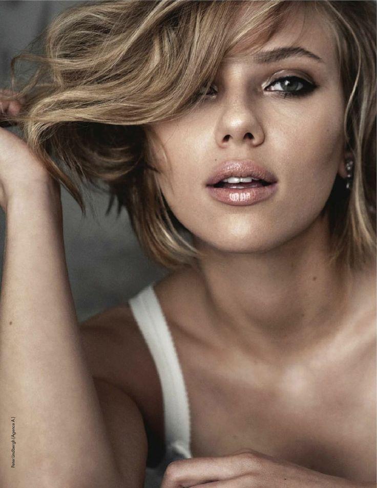 Scarlett Johansson A SAVAGE BEAUTY...BELLA DONNA