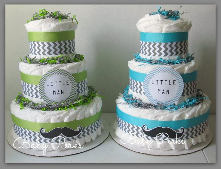 17 best ideas about little man cakes on pinterest little for Baby diaper cake decoration