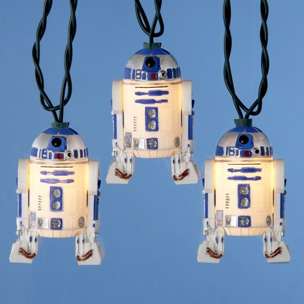 Star Wars Christmas Tree Lights: 14 Best Cheap And Cool Inventions For Kids Images On