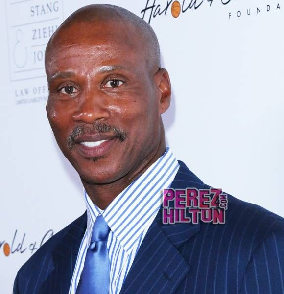 Yet Another Celeb Burglary Victim In Los Angeles: Former NBA Star And Lakers Coach Byron Scott