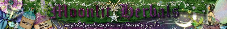Spell Oils / Magick Supplies / Pagan Supplies by MoonlitHerbals