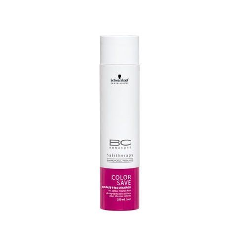 Schwarzkopf BC Bonacure Color Save Sulfate-Free Shampoo for Color-Treated Hair 250ml/8.5oz >>> Be sure to check out this awesome product.