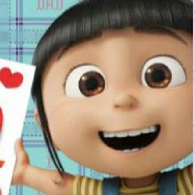 Ooh my lovely animation....despicable me....I like the first part more