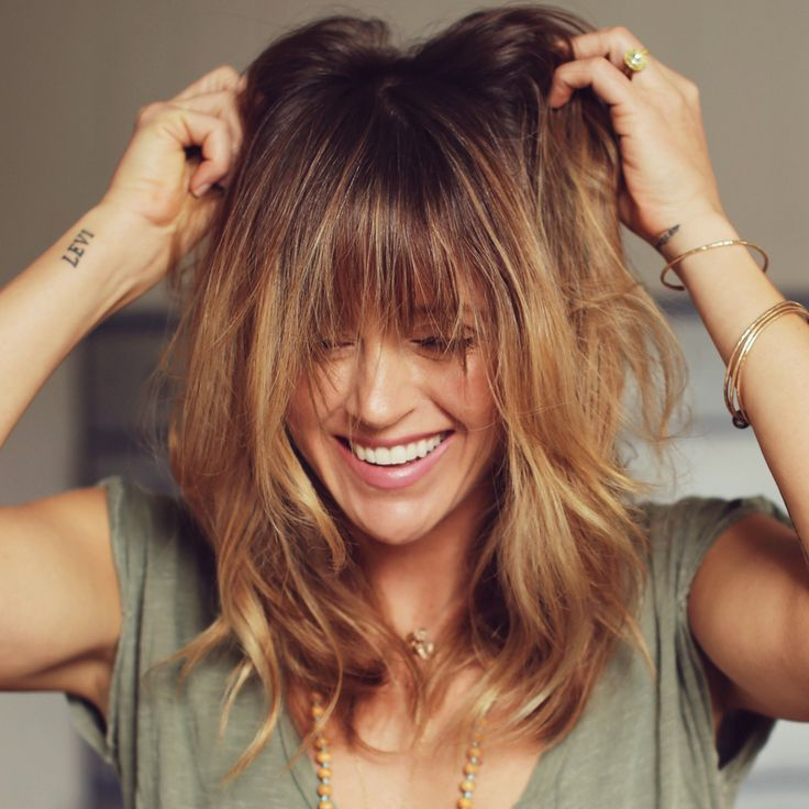 25 best ideas about long bob frisuren auf pinterest for A little off the top salon