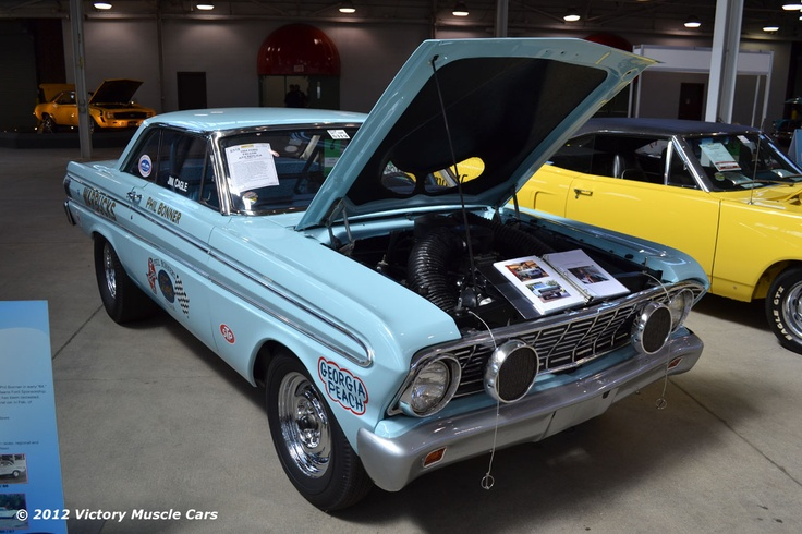30680841192248087 on 1963 ford falcon sprint pinterest