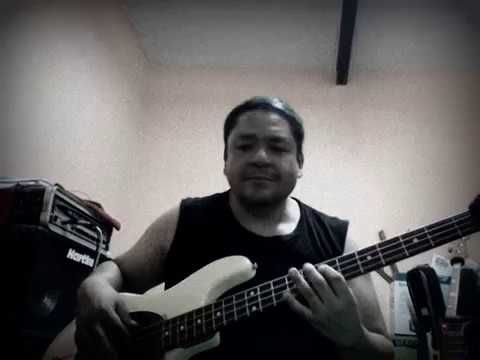 Self Control - Laura Branigan. Bass Cover.