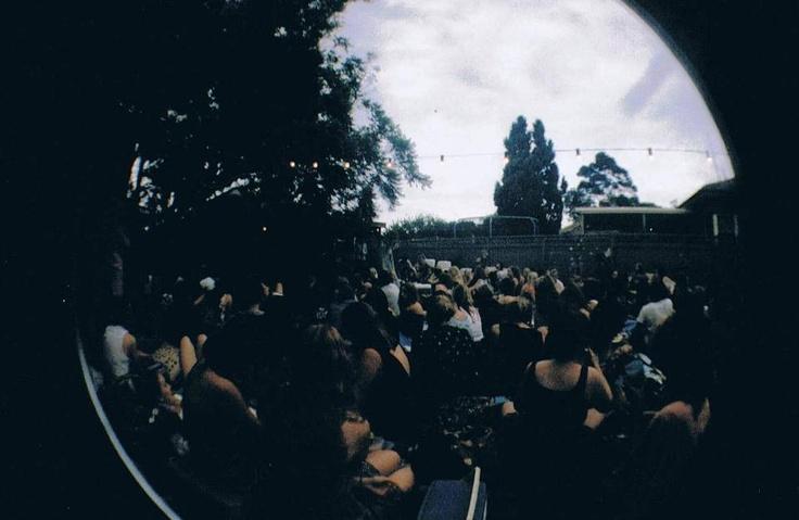 matt corby secret garden gig