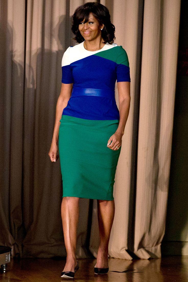 March 2013 Michelle Obama