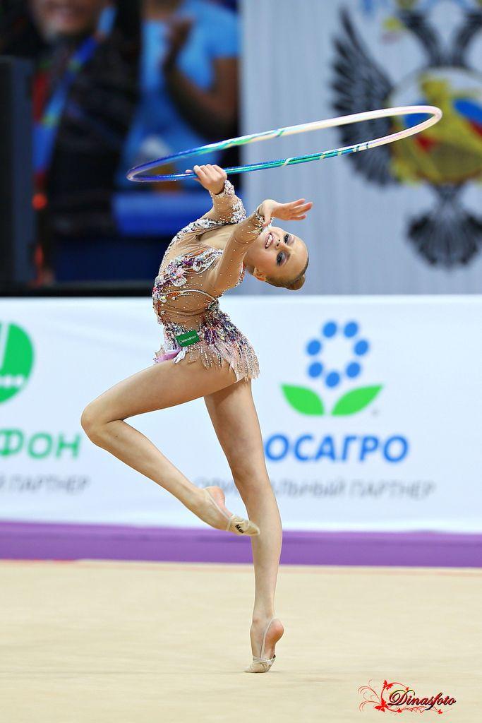 <<Alina Ermolova is a Russian Junior Champion 2016 # Grand Prix 2016 # junior # Moscow, Russia>>
