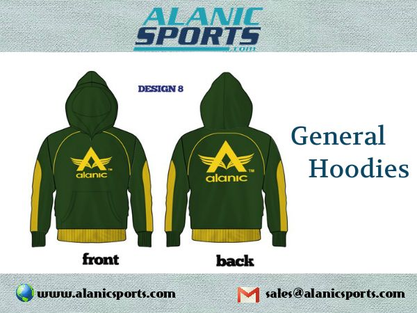 Get general hoodies from Alanic Sports in an exclusive price.