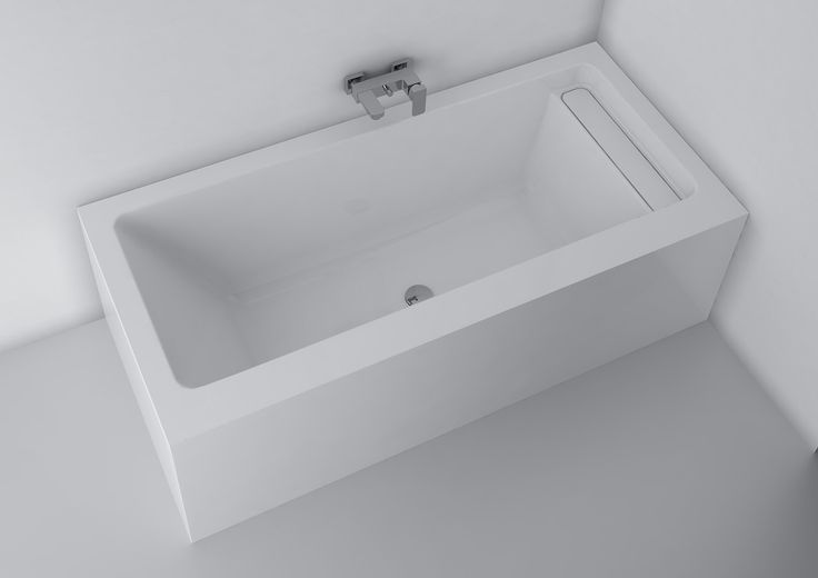 Despite the rapidly changing trends, built in bathtubs are still used in most bathrooms. Most often, though not always, the designers choose them in small interiors, where the appropriate use of every centimeter is essential. Set against a wall or in a corner, bathtubs of various shapes allow to maximize the usable space of the bathroom.  http://www.marmite.eu/products/?category_id=3&installation_id=1