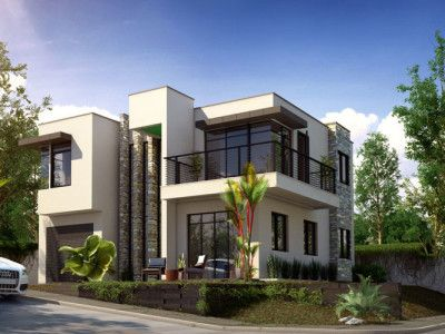 Pinoy House Designs Modern House Designs Pinterest