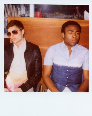 Dave Franco & Donald Glover