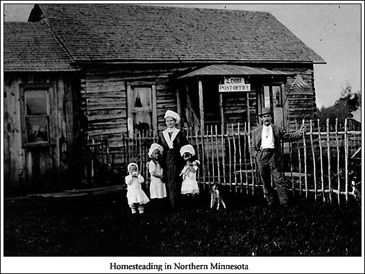 Finnish homesteading in the US
